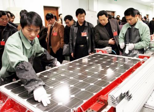 El sector de la energía en China