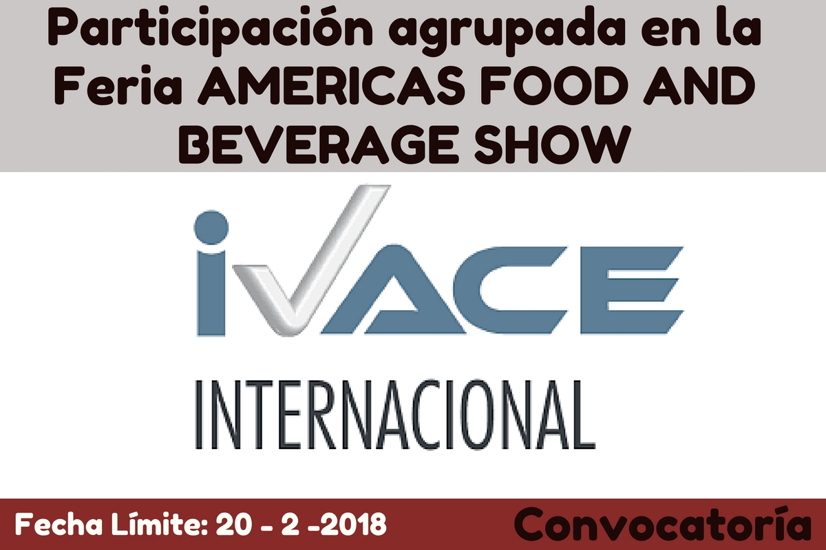 Participación agrupada en la Feria