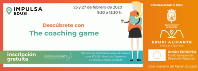 "Descúbrete con ""The coaching game"""