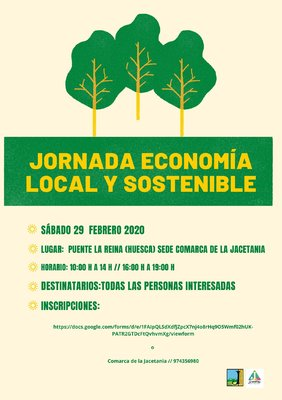 Jornada Economía Local y Sostenible