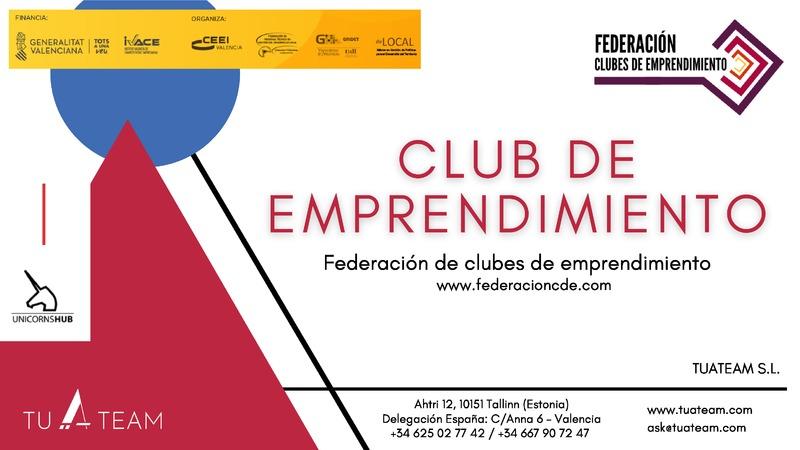 Clubs de emprendimiento TUATEM